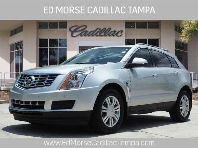 2016 Cadillac SRX Performance Collection (Radiant Silver Metallic)