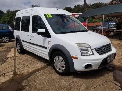 2013 Ford Transit Connect Wagon XLT Premium (Frozen White)