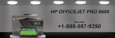 HP Officejet Pro 8600 setup