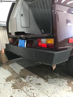 Gowesty Rear bumper