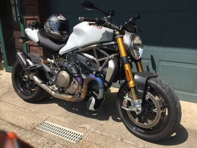 2014 Ducati Monster 1200 S Standard/Naked Motorcycles Fort Montgomery, NY