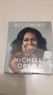 Brand New Becoming Michelle Obama