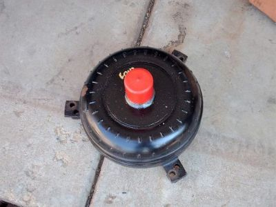 "Purchase 8"" GM turbo spline racing convertor = 5800rpm stall - perfect condition motorcycle in Monee, Illinois, United States"