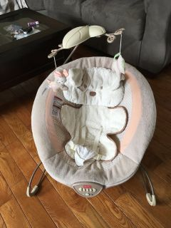 Fisher price puppy dog bouncer