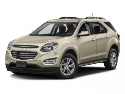 2016 Chevrolet Equinox LT (Silver Ice Metallic)