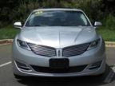 used 2015 Lincoln MKZ for sale.