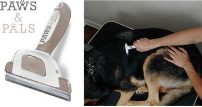 Paws and pals pet grooming comb