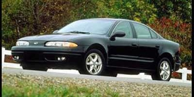 1999 Oldsmobile Achieva SL (Opal Blue)