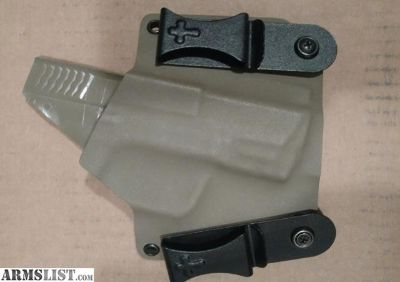 For Sale: M&P compact, Kydex holster
