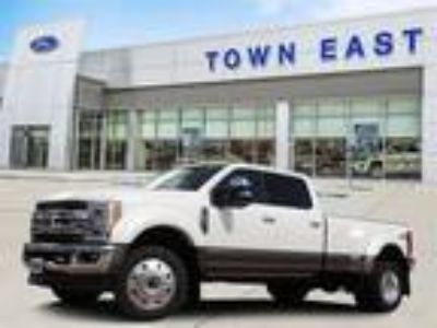 2019 Ford F-450SD King Ranch DRW