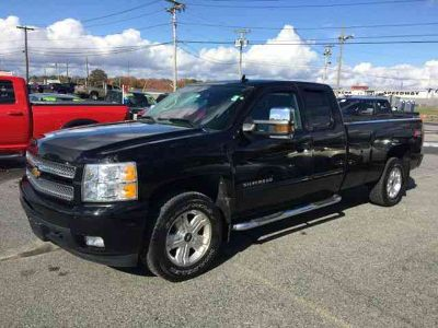 Used 2012 Chevrolet Silverado 1500 Extended Cab for sale