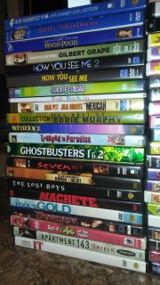 Over 65+ DVDs