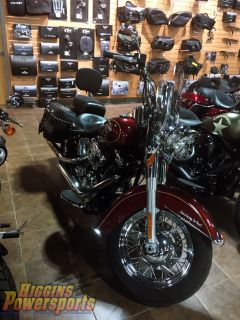 2010 Harley-Davidson Heritage Softail Classic Touring Motorcycles Barre, MA