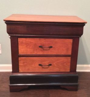 Mid-Century Bedside Table