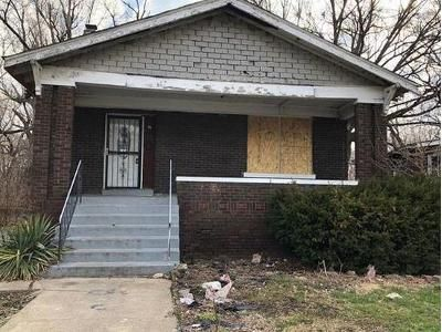 3 Bed 1 Bath Foreclosure Property in East Saint Louis, IL 62204 - N 44th St