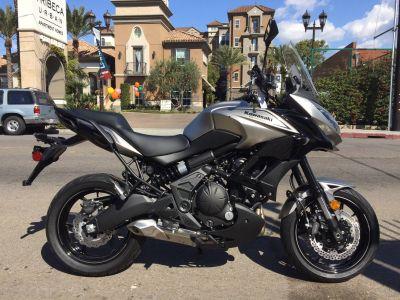 2017 Kawasaki Versys 650 ABS Sport Motorcycles Marina Del Rey, CA