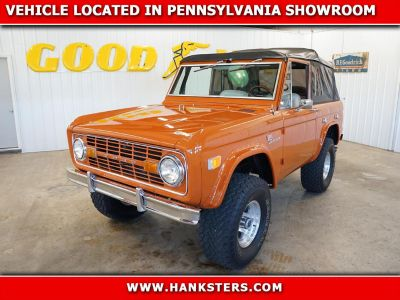 1969 Ford Bronco 4WD