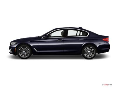 2018 BMW 5-Series 530I XDRIVE (Imperial Blue Metallic)