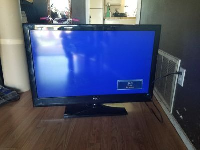 "42"" tv HDMI with remote"