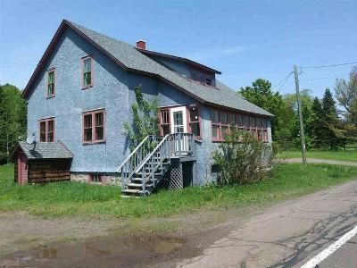 4 Bed 1 Bath Foreclosure Property in Chassell, MI 49916 - Wilson Memorial Dr