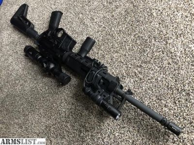 For Sale: Spikes tactical AR15. Lots of quality stuff NEVER fired