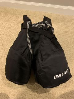 Bauer Hockey Pants - Youth Small