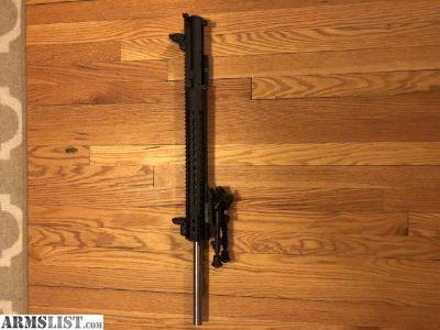 For Sale: Windham target AR-15 upper