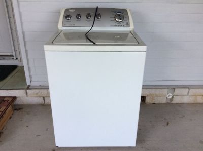 Washing machine, Whirlpool