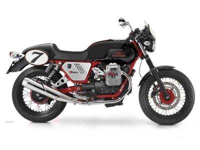2012 Moto Guzzi V7 Racer Sport Motorcycles Houston, TX