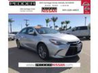 Used 2017 Toyota Camry Celestial Silver Metallic, 62.6K miles