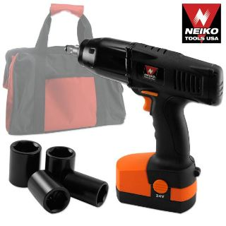 Sell Neiko 24V Cordless Impact Wrench Max 350 FT/LBS Torque Automotive Power Tools motorcycle in Chino Hills, California, US, for US $99.95