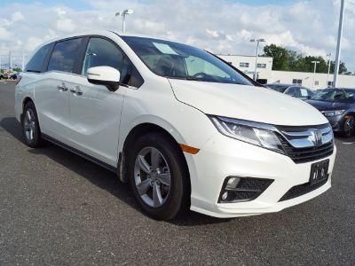 2018 Honda Odyssey (Diamond White)