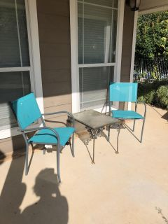 Outdoor Patio Set...I will separate