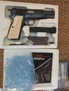 For Sale: Browning Hi-Power LNIB 1987 Manufacture