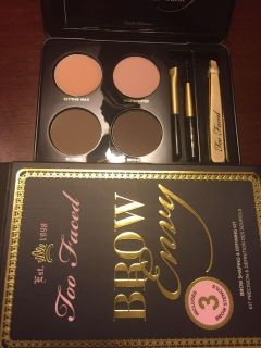 New- too faces brow envy