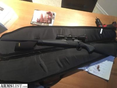 For Sale: Remington 700 LH 7mm mag with leupold scope