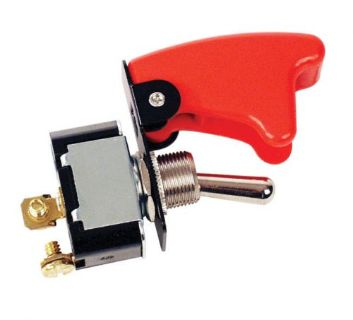 Buy LONGACRE 45470 - Ignition Switch w/ Flip-Up Cover and 2 terminals motorcycle in Las Vegas, Nevada, United States, for US $18.95
