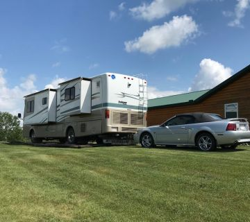 2003 Holiday Rambler Endeavor 36PDQ