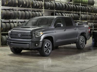 2019 Toyota Tundra Platinum (Barcelona Red Metallic)