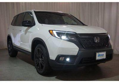 New 2019 Honda Passport AWD