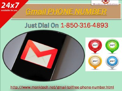 Gmail phone number1-850-316-4893:- An Effective Solution