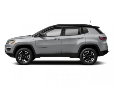 2018 Jeep Compass Trailhawk (Billet Silver Metallic Clearcoat)