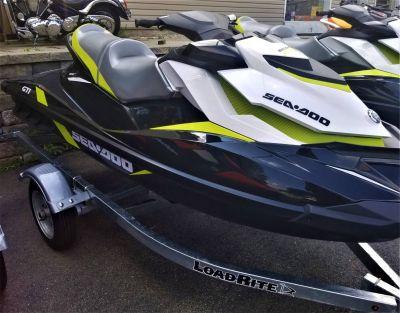 2017 Sea-Doo GTI SE 3 Person Watercraft Ledgewood, NJ