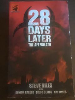 28 Days Later Aftermath Paperback