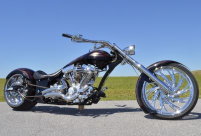 2008 Big Bear Choppers SLED 300 PRO STREET