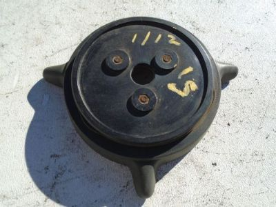 Purchase PORSCHE 356 B C SC HORN BUTTON WHEEL STEERING T5 T6 PLASTIC motorcycle in Los Angeles, California, United States, for US $285.00