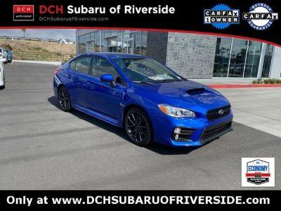 2019 Subaru WRX (WR Blue Pearl)