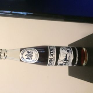 PSU Collectors bottle