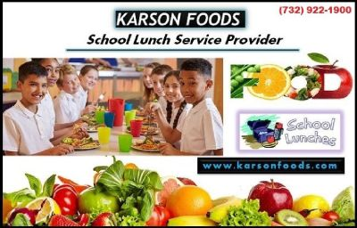 Karson Foods – Healthy School Food Service NJ | Call 732-922-1900