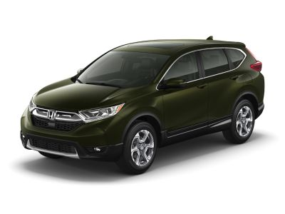 2018 Honda CR-V EX-L (Gray)
